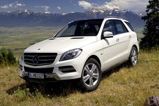 Mercedes Benz ML 300
