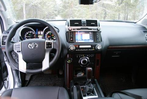 Аренда Toyota Land Cruiser Prado
